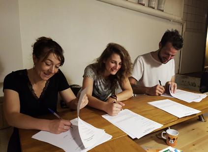 Woodbell signe en édition chez Complice Music
